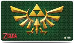 The Legend of Zelda Playmat - Logo