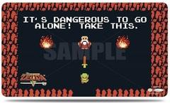 The Legend of Zelda Playmat - Dangerous