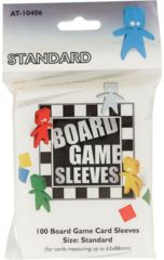 Standard Board Game Sleeves