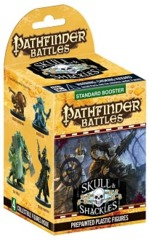 Pathfinder Battles - Skull & Shackles Booster Pack