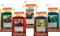 Oath of the Gatewatch Intro Pack - Surge of Resistance