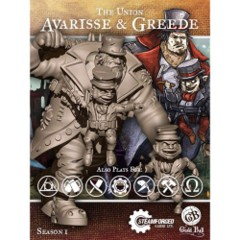 The Union - Avarisse and Greede