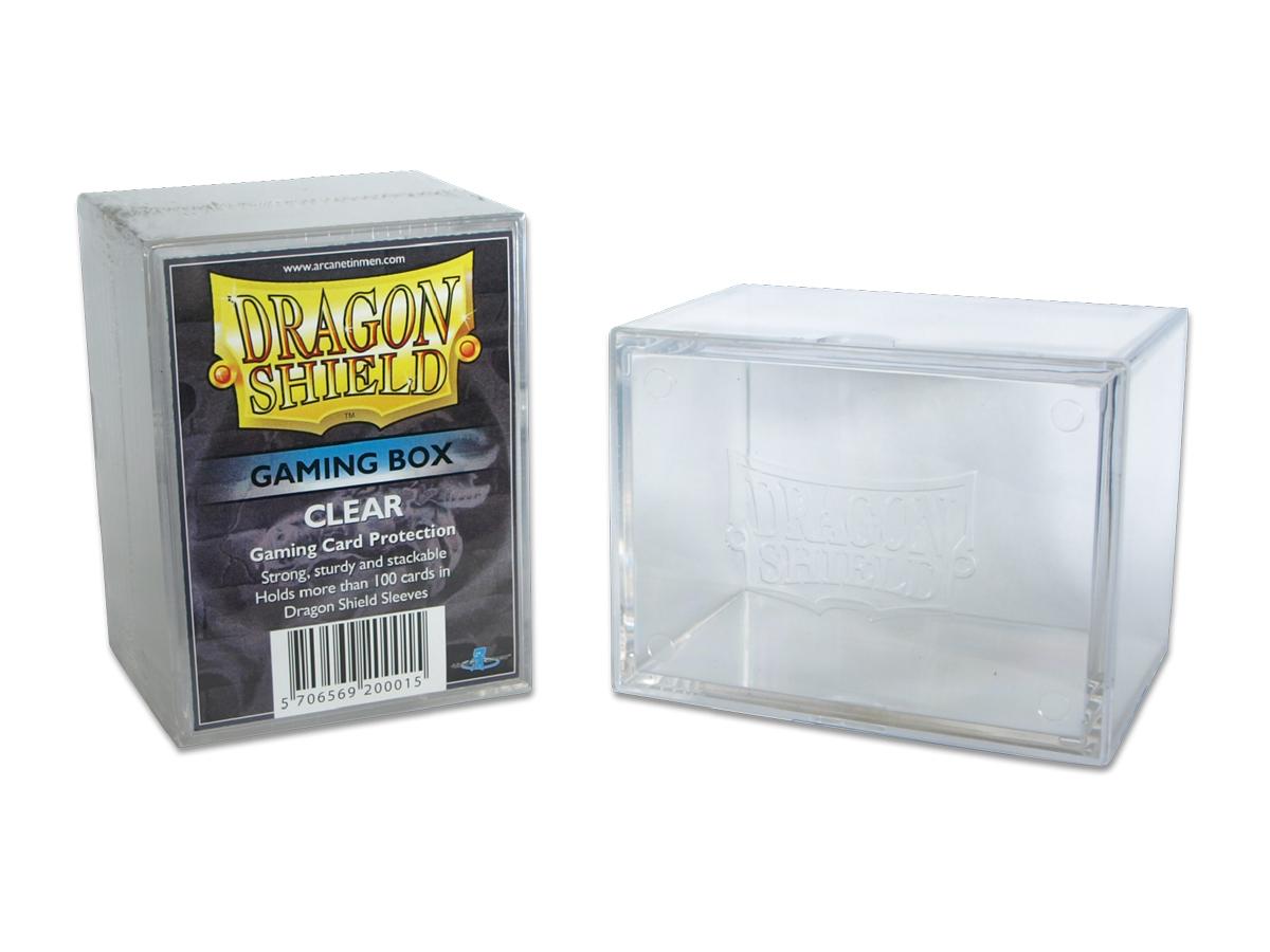 Dragon Shield Strongbox - Clear