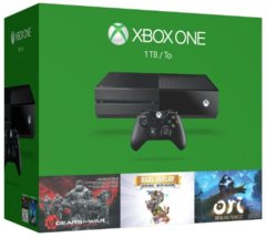 Xbox One Console Without Kinect - 1TB Hard Drive