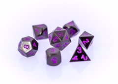 RPG Set - Gunmetal w/ Purple