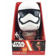 SW E7 Stormtrooper Medium Talking Plush