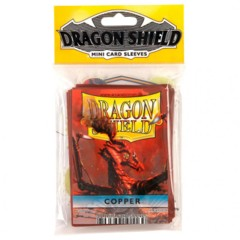Dragon Shields Mini Copper (50)