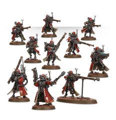 Adeptus Mechanicus Skitarii Rangers/Vanguard