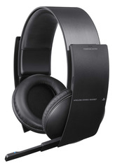 PS3 Wireless Stereo Headphones