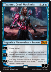 Magic 2019 Planeswalker Deck - Tezzeret