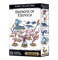 Start Collecting! Daemons of Tzeentch