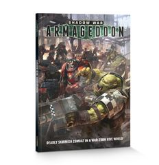 Shadow War: Armageddon Codex