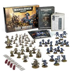 Dark Imperium Boxed Set