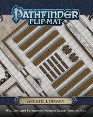 PF Flip-Mat: Arcane Library