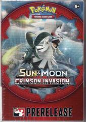 Crimson Invasion Prerelease Box