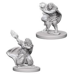 D&D NMU: Dwarf Female Wizard W4