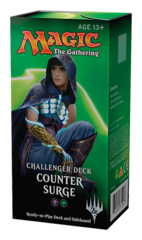 Challenger Deck - Counter Surge