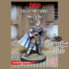 D&D Collector's Series - Minsc & Boo