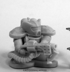 Space Mousling Flamer