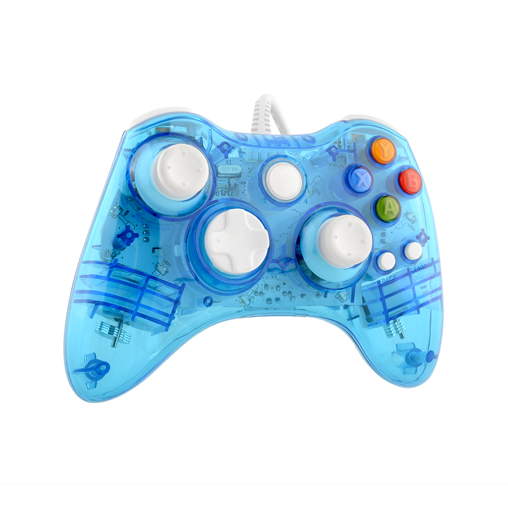 Xbox 360 Wired Controller - Generic - Video Game Accessories - The ...