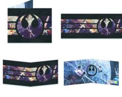 Star Wars Rebel Logo W/X-Wings Mighty Wallet