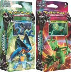 Celestial Storm - Leaf Charge Theme Deck