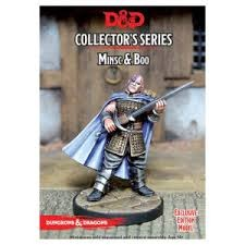 D&D Collector's Series: Minsc & Boo