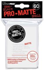 Ultra Pro PRO-Matte Small Sleeves - White (60ct)