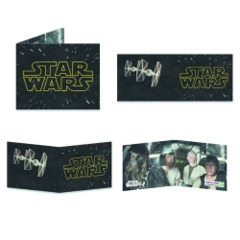 Star Wars Logo Mighty Wallet