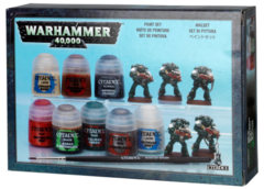 Warhammer 40K Paint Set