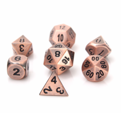 RPG Set - Battleworn Copper
