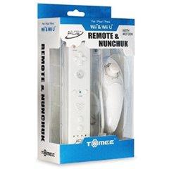 Nintendo Wii Controller & Nunchuck Pack