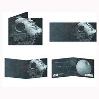 Star Wars Death Star Schematics Mighty Wallet