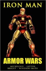 Iron Man: Armor Wars TP