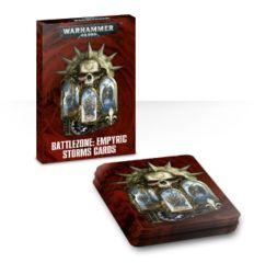 Battlezone: Empyric Storms Cards