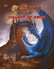 5th Edition Adventures: S2 - The Malady of Kings