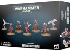 Warhammer 40K: Adepta Sororitas Retributor Squad