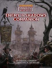 Warhammer Fantasy RPG: Enemy Within - Vol. 1: Enemy in Shadows Companion