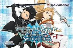 Sword art online: sword of fellows Board game