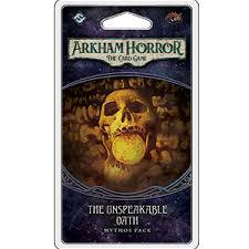 arkham horror the card game - the unspeakable oath