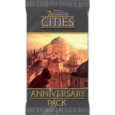 7 wonders anniversary Packs - Cities