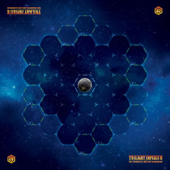 Twilight Imperium 4th Edition: Galactic Playmat