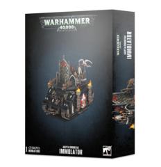 Warhammer 40K: Adepta Sororitas Immolater