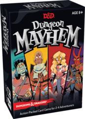 Dungeons and Dragons: Dungeon Mayhem
