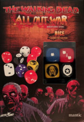 The Walking Dead - All Out War Dice Game Booster