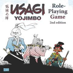Usagi Yojimbo RPG (2nd Edition)