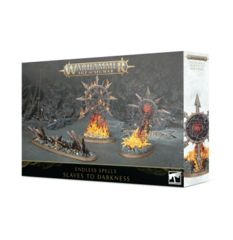 Warhammer Age of Sigmar: Slaves to Darkness Endless Spells