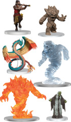 Dungeons & Dragons Fantasy Miniatures: Icons of the Realms Summoned Creatures Set 2
