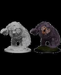 D&D Nolzur'a Unpainted Minis: Owl Bear