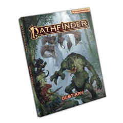 PATHFINDER RPG - SECOND EDITION: BESTIARY - STANDARD EDITION